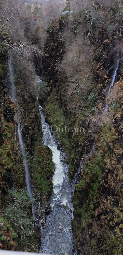 Corrieshalloch Gorge by R Outram