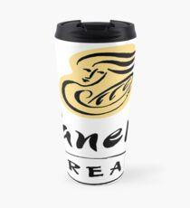 panera bread love Travel Mug