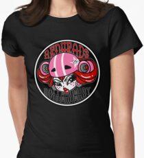Red Heads Roller Derby T-Shirt