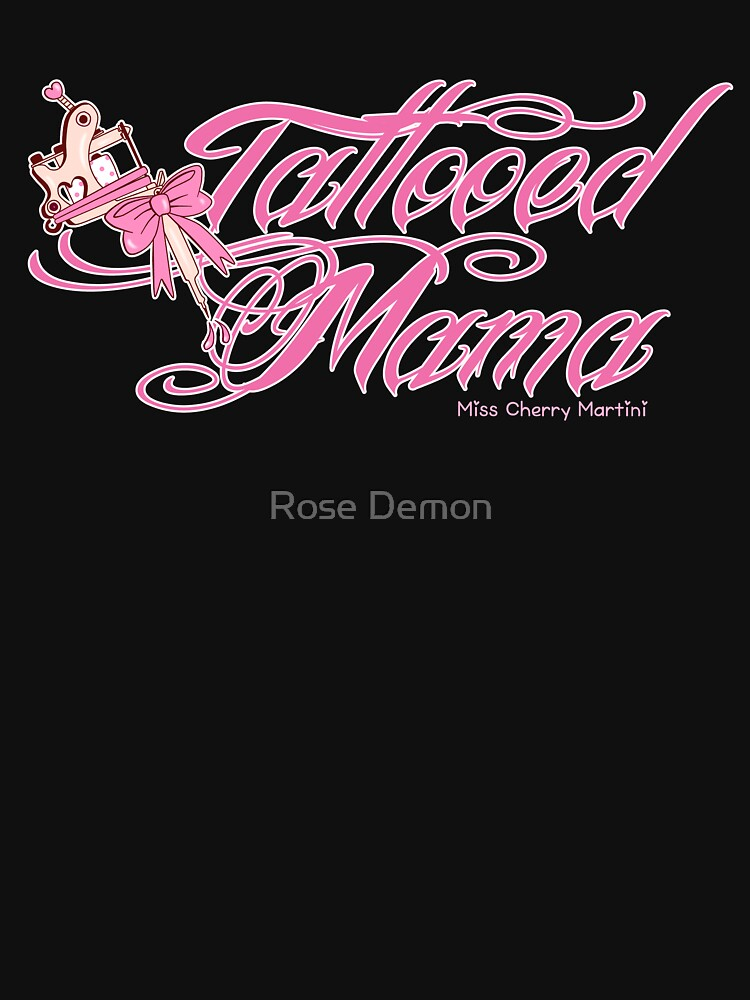 """Mamá tatuada"" de CherryMartini"