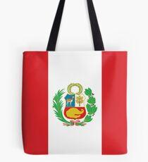 Peru Perú Football National Team Flag • ID-A1  Tote Bag