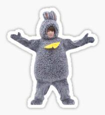 Cute BTS Jungkook Bunny  Sticker