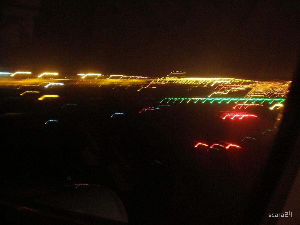 Runway lights by scara24