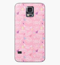 Spell Pastels Case/Skin for Samsung Galaxy