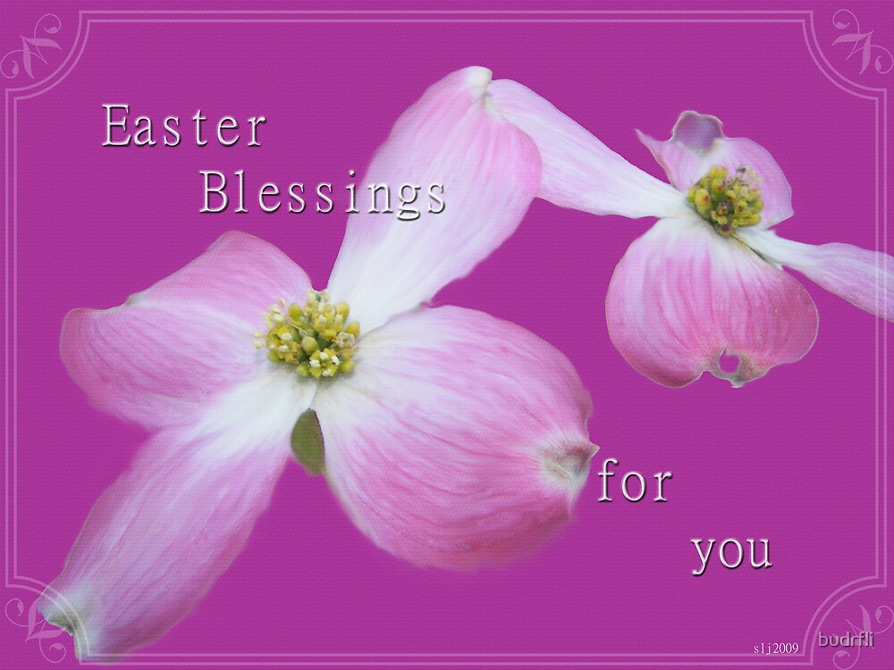 Easter Blessings by budrfli