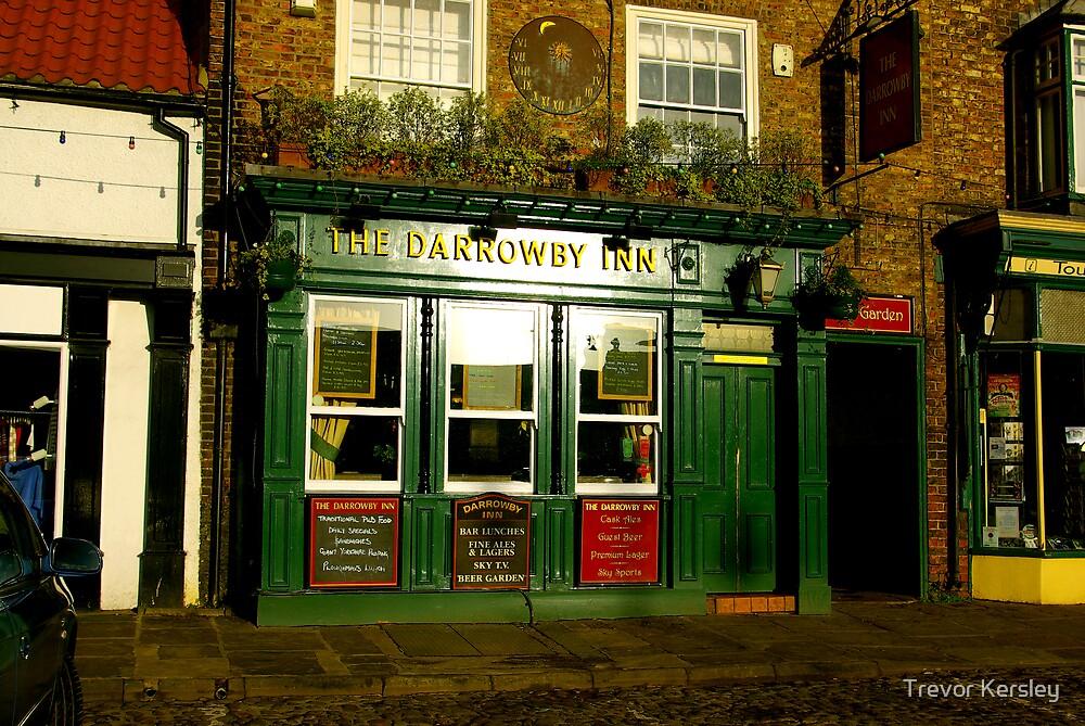 The Darrowby Inn - Thirsk North Yorkshire by Trevor Kersley