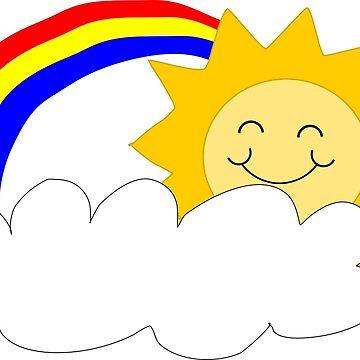 Happy Sun! by lauren-w