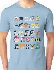 Child of the 60s Alphabet T-Shirt
