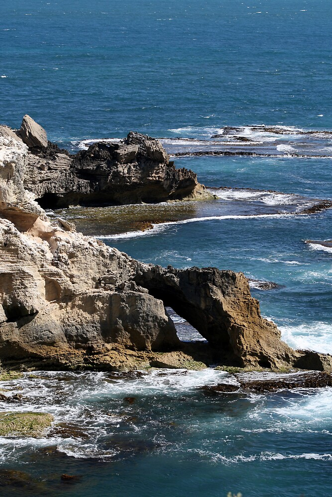 Limestone Coast Port Macdonnell by Robert Jenner