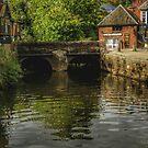 Quayside Exeter, Devon. UK by hanspeder