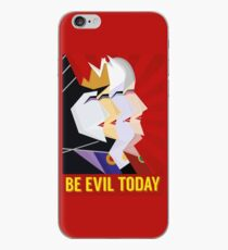 Be Evil Today iPhone Case