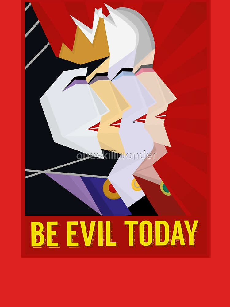 Be Evil Today | Unisex T-Shirt