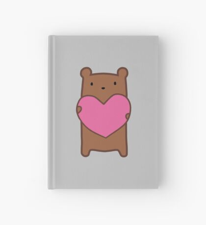 Bear Love Hardcover Journal