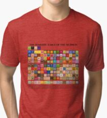 Periodic Table of the Muppets Tri-blend T-Shirt