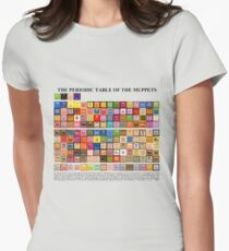 Periodic Table of the Muppets T-Shirt
