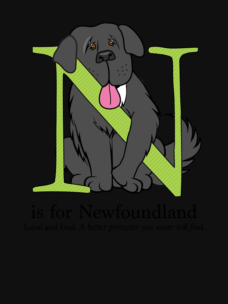 N is for Newfoundland by itsmechris