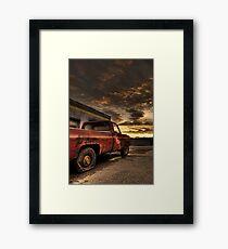 GMC I Framed Print