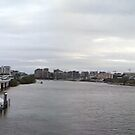 Brisbane city by Renee Matheson