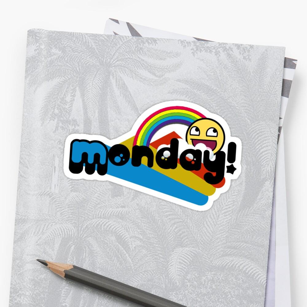 Monday by dionklerkx