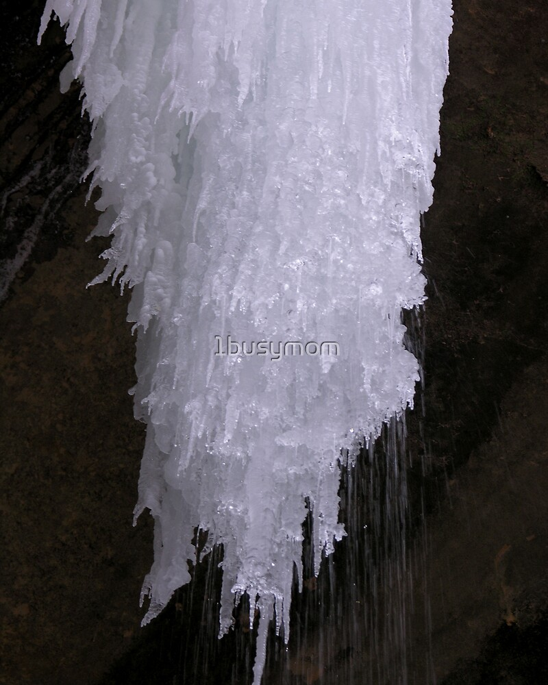 icy chandelier by 1busymom