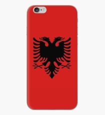 Albanian Emblem iPhone Case