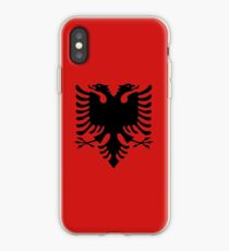 Albanian Emblem iPhone Case