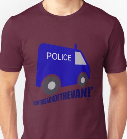 getinthebackofthevan! T-Shirt