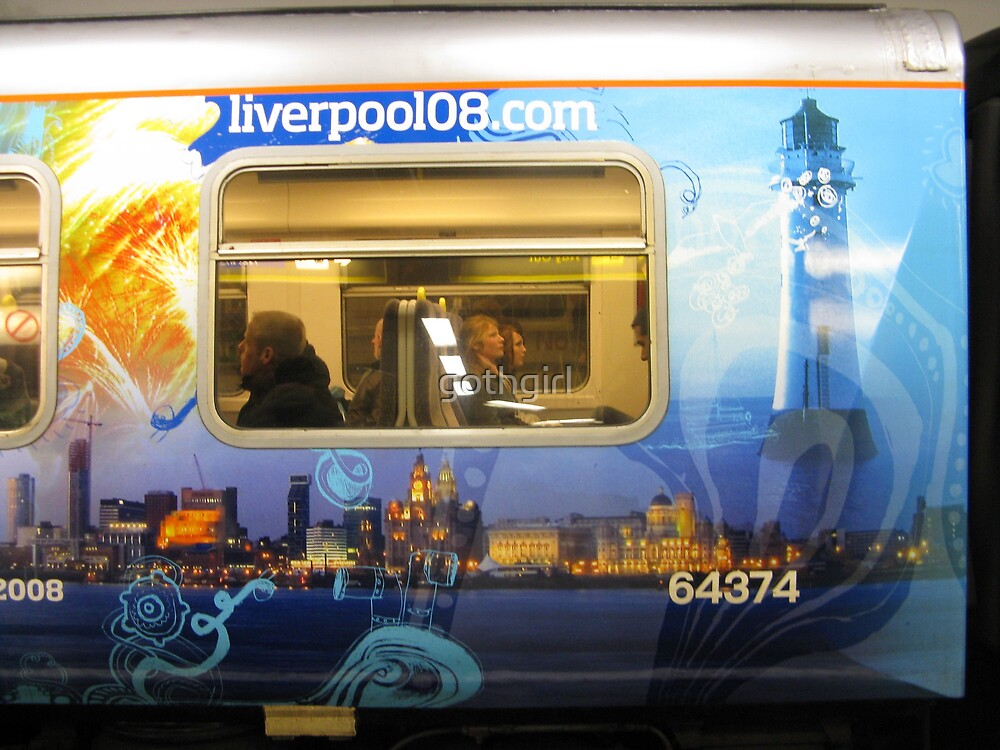 LIVERPOOL TRAIN by gothgirl