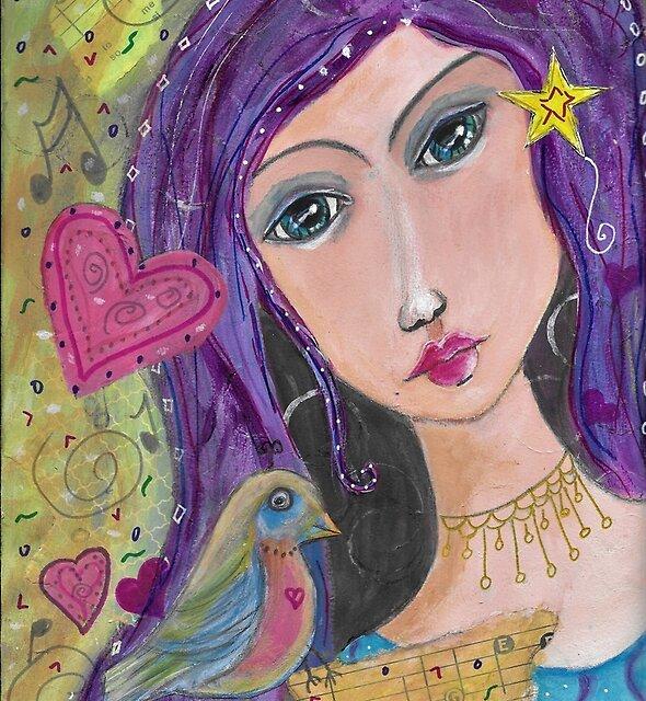 Songbird by ArtFactory5