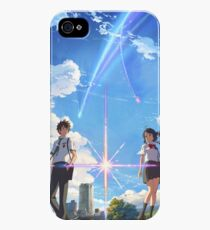 kimi no na wa // your name front textless BEST RES iPhone 4s/4 Case