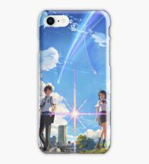 kimi no na wa // your name front textless BEST RES iPhone 8 Case