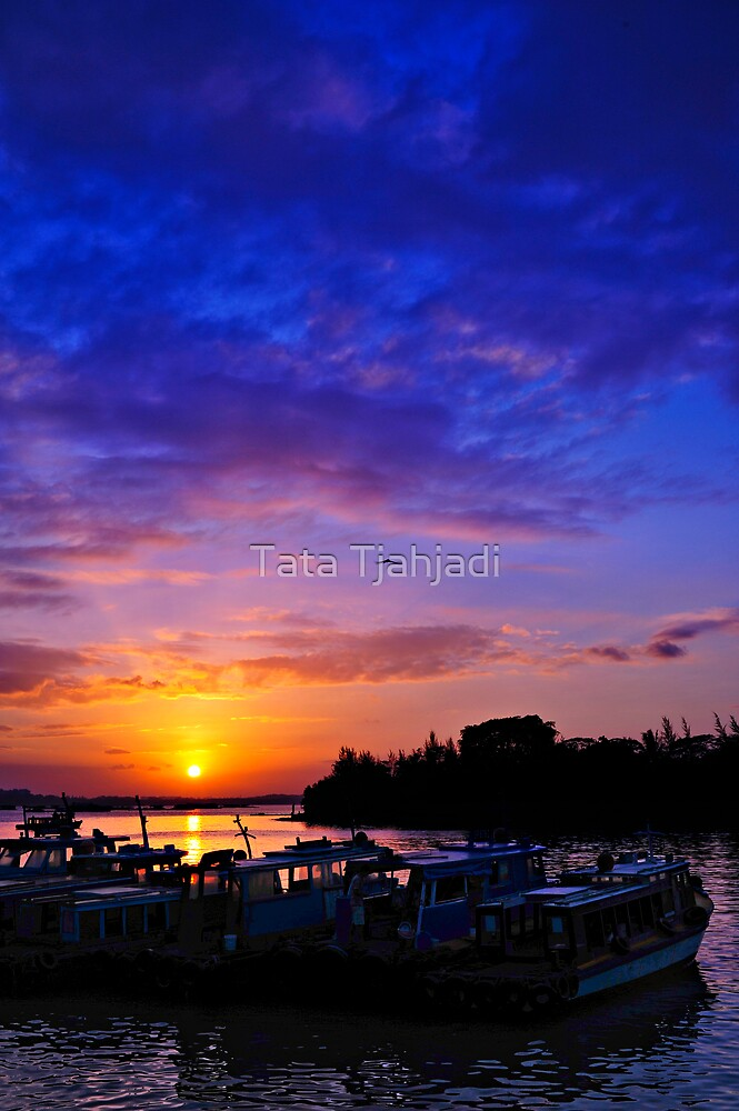 It's  a Wonderful World by Tata Tjahjadi