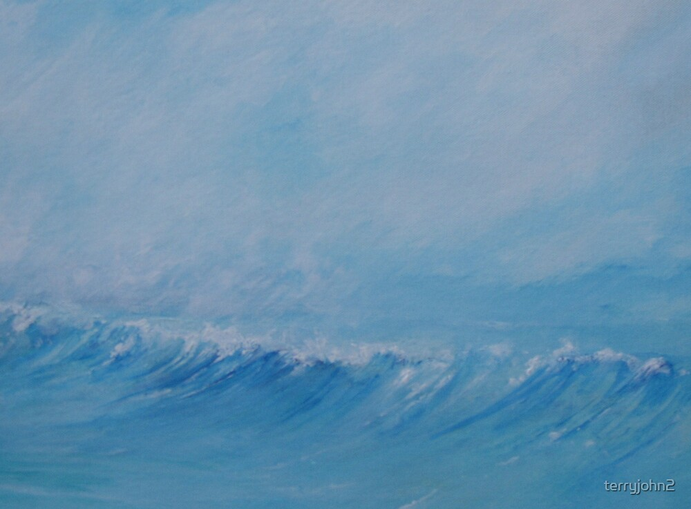 sky meets sea by terryjohn2