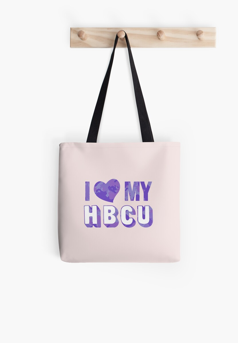 I love my HBCU - Pastel Pink and Purple Camo by mauii14
