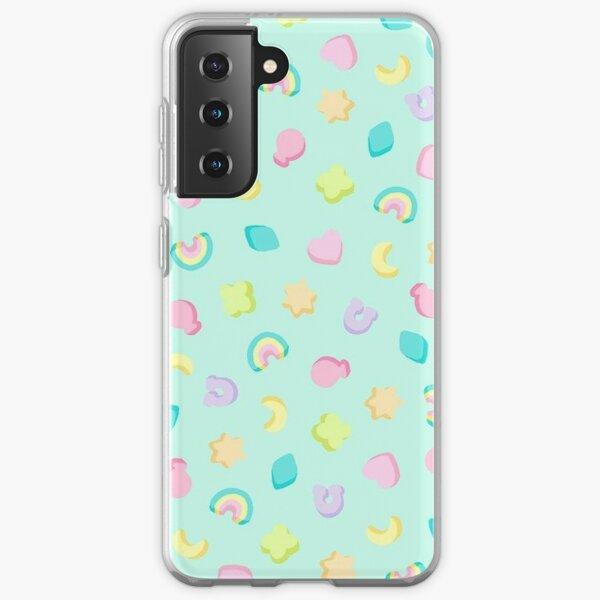 Kawaii Pastel Charms Theme Samsung Galaxy Soft Case