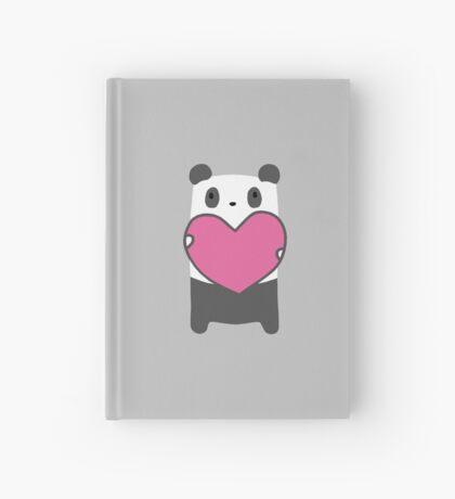 Panda Love Hardcover Journal
