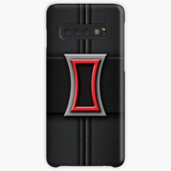 Black Widow Belt Buckle Samsung Galaxy Snap Case
