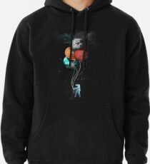 The Spaceman's Trip Pullover Hoodie
