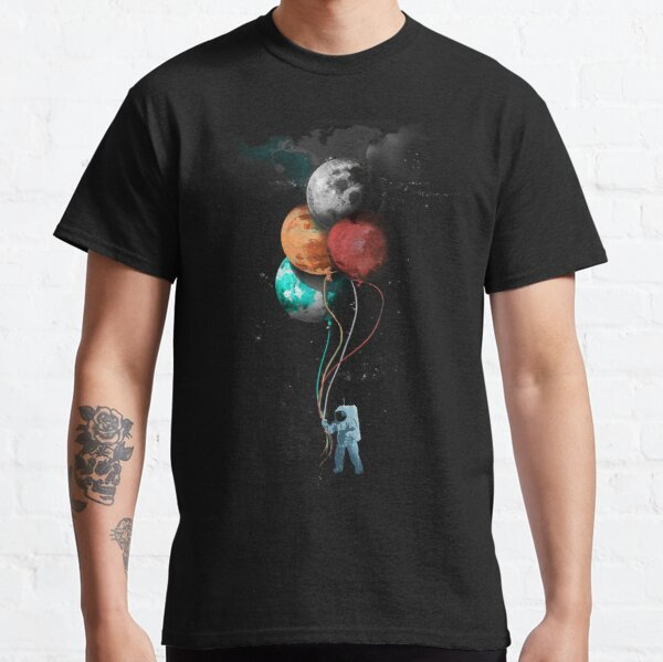 The Spaceman's Trip Camiseta clásica