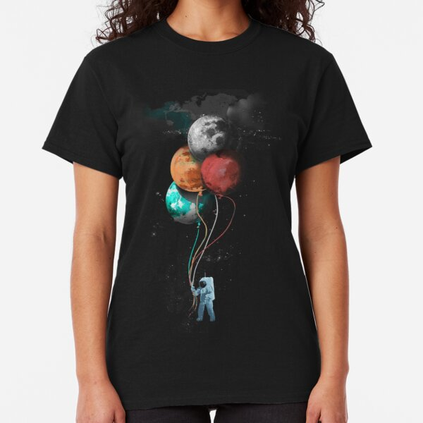 The Spaceman's Trip Classic T-Shirt