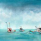 Seaside by André Luiz Barbosa