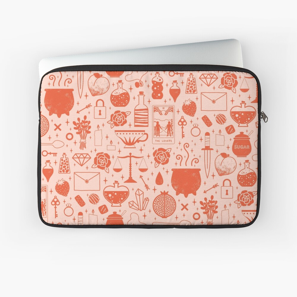 Love Potion: Valentine Laptop Sleeve