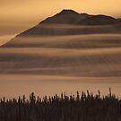 Wispy Mountains by Marty Samis
