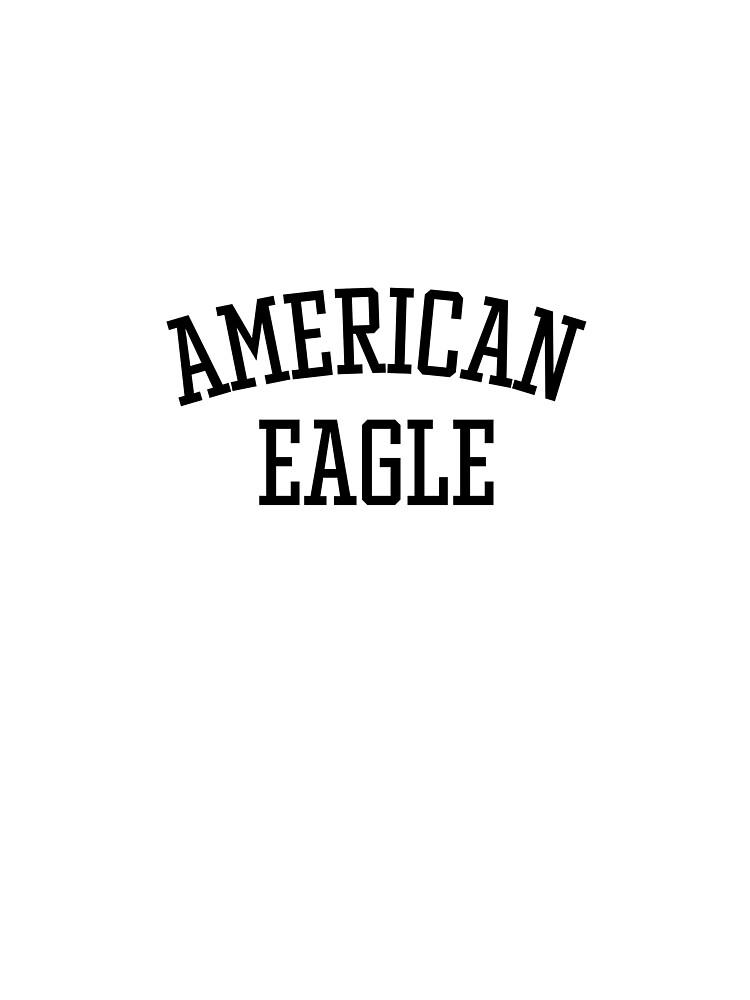 American Eagle by Chocodole