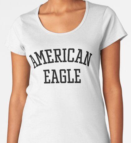 American Eagle Premium Scoop T-Shirt