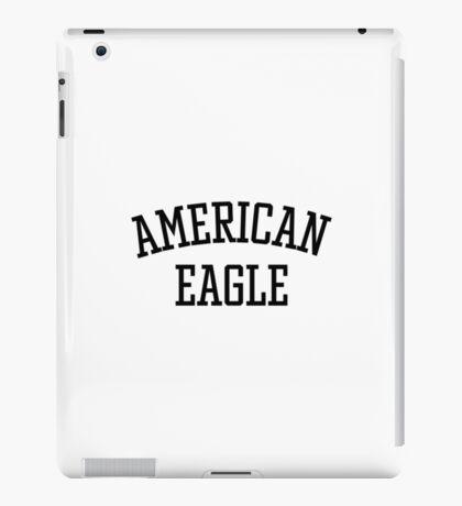 American Eagle iPad Case/Skin