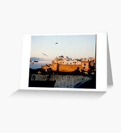 Essaouira Greeting Card