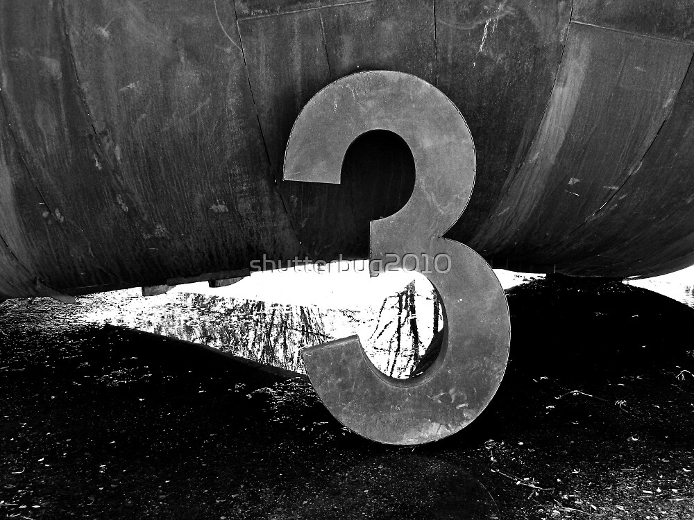 3...It's the Magic Number by shutterbug2010