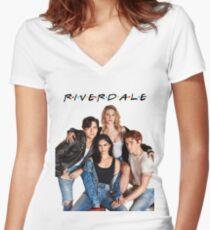 Riverdale / F • I • E • N • D • S T-shirt col V femme