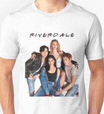 Camiseta unisex Riverdale / F • R • I • E • N • D • S